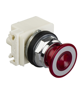 9001KR9P35LRR - PUSHBOTTON PILOT LIGHT 30MM - 9001KR9P35LRR