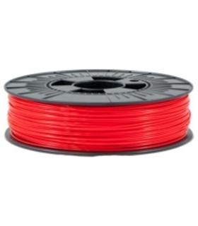 Filamento de impressão Vermelho 3D em PLA de 1.75mm 1Kg - DEVPLA175R
