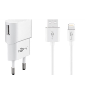 Carregador 230VAC Lightning Apple 1A - MX45295