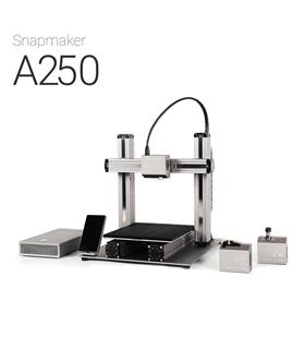 Impressora 3D 3-em-1 Laser + CNC - SNAPMAKERA250