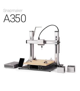Impressora 3D 3-em-1 Laser + CNC - SNAPMAKERA350