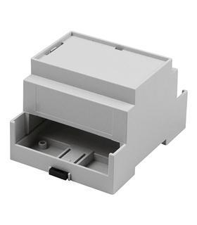 CNMB/4ST/2 - Caixa para Calha DIN 90 mm, 71 mm, 58 mm, IP20 - CNMB/4ST/2