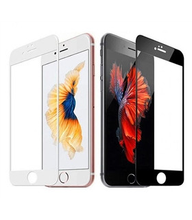 "Vidro Temperado Iphone 6 4.7"" 3D Preto - VTIPHONE63DB"