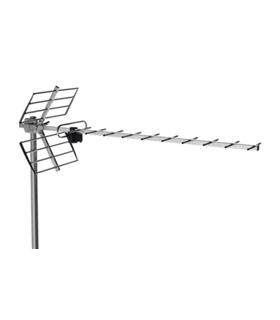 Antena UHF, c/ 21/48, G = 12 dB - BU-117