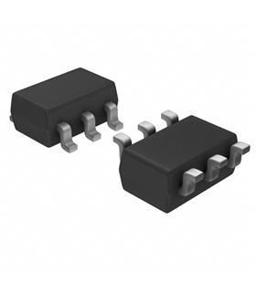 2N7002DW - MOSFET, N-CH, 60V, 0.115A, 0.2W, 7.5R, SOT23-6 - 2N7002DW
