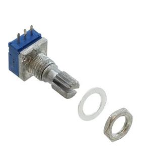 PTD901-2015K-A503 - Potenciometro 50k Log Audio - PTD9012015KA503