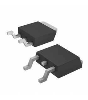 IPD068N10N3G - MOSFET, N-CH, 100V, 90A, 150W, 0.0057Ohm, TO2 - IPD068N10N3G