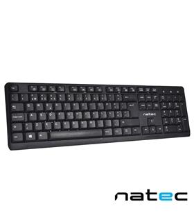 NKL1715 - Teclado USB Preto NATEC - NKL1715