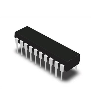 MB88346B - R-2R Type 8-BIT D/A Converter, DIP20 - MB88346