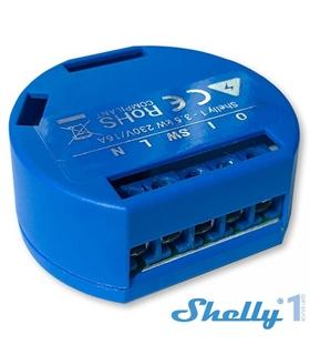 Shelly 1 - Módulo Interrutor Para Automação Wifi - SHELLY1