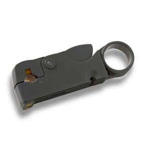 Ferramenta para descarnar coaxial 6,5-7,1mm - HE-000