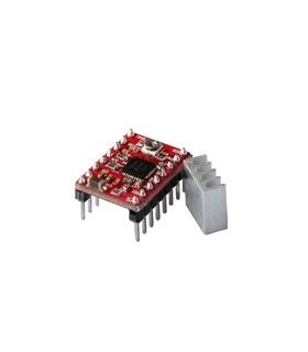 MXA4988 - Driver Step Motor A4988 com Dissipador - MXA4988