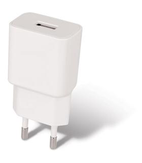 Alimentador Compacto 1 USB 5V 2.1A Branco - MXTC01W