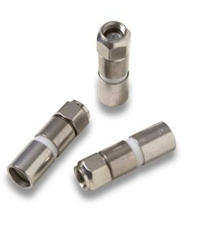 Conector F macho de comprimir  em RG11  10,0-10,04mm - MC-204