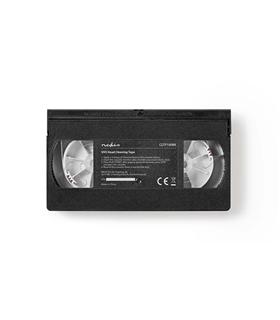 Cassete Limpeza De Vídeo VHS - CLV