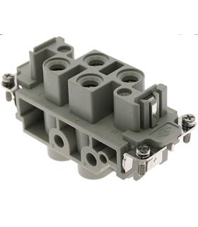 CXF 4/2 - Conector HDC, 4+2 Pinos, 77.27, ILME - CXF4/2