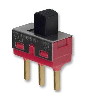 1101M2S3CQE2 - Interruptor Deslizante SPDT ON-ON - 1101M2S3CQE2