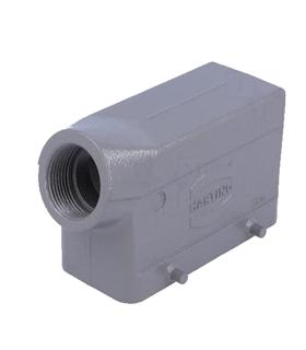 09300161520 - Carcaça, para Conector HAN, Tamanho 16B - 09300161520