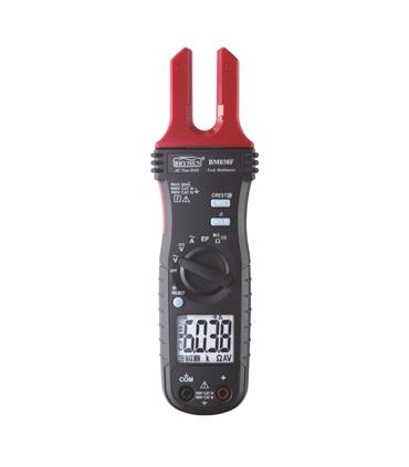 BM038F - Pinça Amperimetrica TRMS 200A AC - BM038F