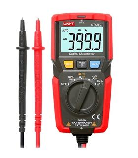 UT125C - Multimetro Mini Digital - UT125C