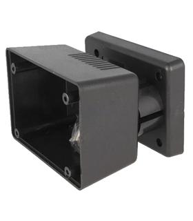 KM49BK - Caixa para alimentador 65.5x92x57mm - KM49BK