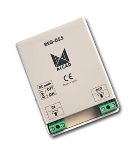 Amplificador de sinais video. Sistema 2 fios - REG-055