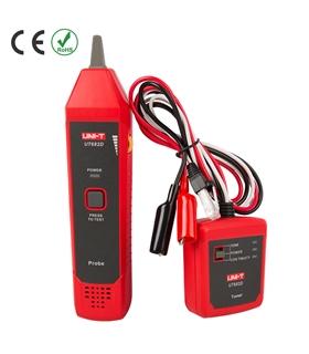 UT682D - Testador Continuidade Cabos Telefone/Rede UTP - UT682D