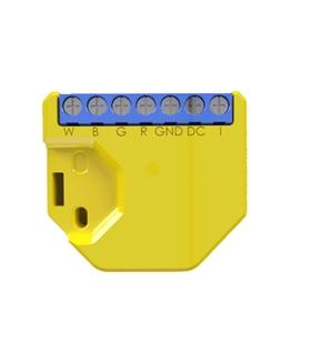Shelly RGBW2 - Controlador Inteligente Wifi Para Fitas RGBW - SHELLYRGBW2