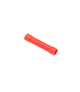 União Isolada Vermelha 0.5mm-1.5mm - Pack 100 - UI0.5-1.5