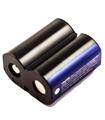 Pilha Litio CRP2 6,0V Li-Ion Recarregável 600mAh