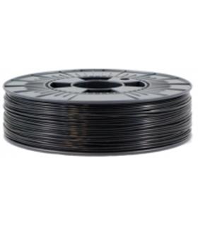 Rolo Filamento de impressão 3D PETG 1.75mm 1Kg PRETO - DEVPETG175BL