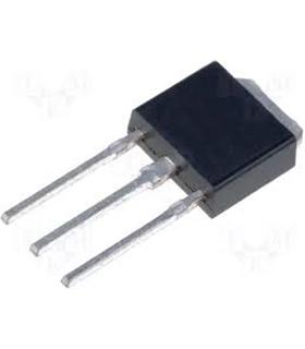IGU04N60TAKMA1 - IGBT, 600V, 9.5A, TO251 - IGU04N60TAKMA1