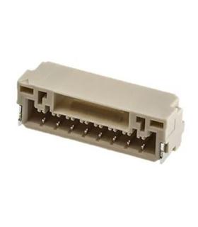 SM08B-GHS-TB - Conector, Macho, GH Series, 1.25mm, 8 Pinos - SM08BGHSTB