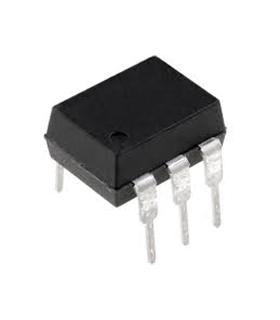 PC4SF21YVZBF - Phototriac Coupler for Triggering, DIP5 - PC4SF21YVZBF