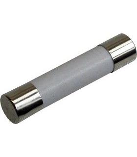 7023.0850 - Fusível Ceramico 6X32 630mA Fusão Rapida - 7023.0850