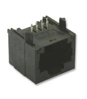 1-406525-1 - Ficha RJ45 Para CI, 90º - 1-406525-1