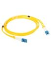 Patch Cord Single Mode LC/UPC LC/UPC Duplex 2mt - MX40192