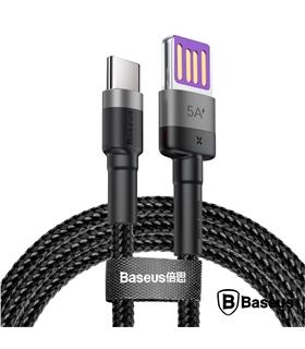 Cabo USB-A / USB-C 5A 1m 40W - CATKLF-PG1