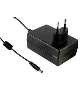 GSM36E24-P1J - Fonte Alimentacao, Medical, 24V 36W 1.5A - GSM36E24-P1J