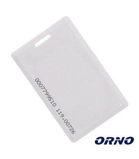 Cartao RFID 125kHz p/ Controlo de Acessos - RFID125CARD