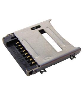 Conector, Slor, cartoes Micro SD, 8 contactos - 472192001