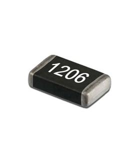 Resistencia 22Ohm, 200V, Caixa 1206 - 18422R200V1206