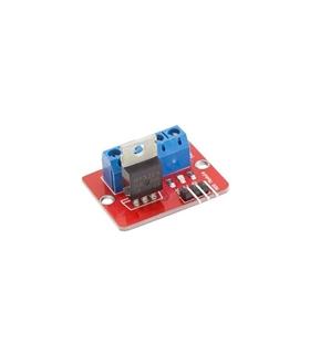 Modulo Controlador PWM Mosfet IRF520 24V 5A - MXA0022
