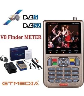 Medidor de Campo DVB-S GTMEDIA V8 Finder - V8FINDER