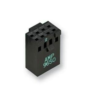 87631-6 - Ficha, AMPMODU IV/V, 10 Contactos, 2.54mm - 87631-6