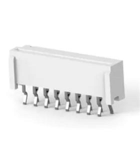 1-84534-8 - Conector FFC/FPC, 1.25MM, 8 Pinos - 1-84534-8