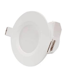 Downlight LED Redondo LGP 5W 400lm 3000K o90x11mm - MX3063861
