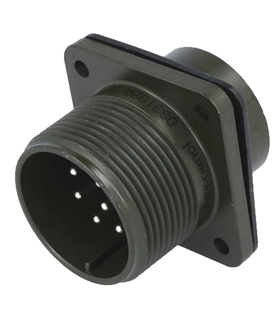 DS3102A18-1P - Conector Macho, 10Pinos, DS/MS Series - DS3102A181P