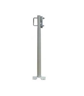 SU0426 - Suporte Fixação Mural para Mastro 20cm Melhorado - SU0426