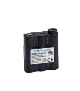 PB-ATL/G7 - Bateria Para Emissor Midland G7 - BATG7